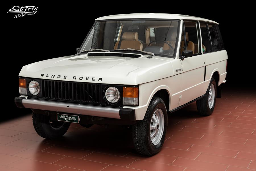 Land Rover Range Rover 2-door