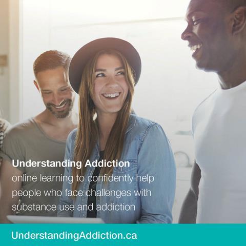 Register for Understanding Addiction