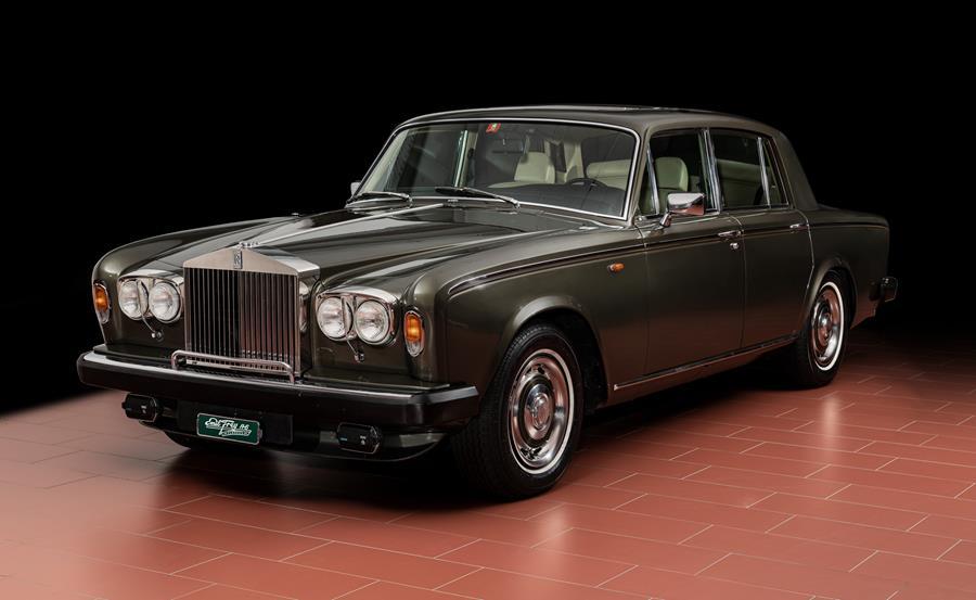 Rolls Royce Silver Shadow II 1980