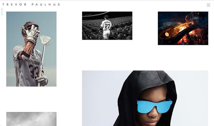 PhotoFolio Client Trevor Paulhus