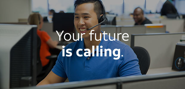 Your future is calling.
