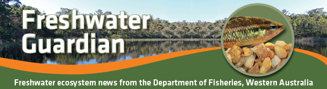Freshwater Guardian - Freshwater fishing news from the Department of Fisheries, Western Australia